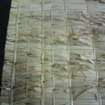 藁の床の縫い止め