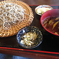 蕎麦(三峰山)