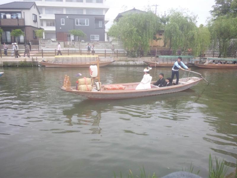 潮来花嫁船