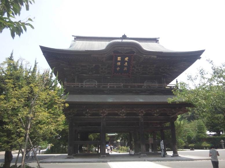 建長寺山門